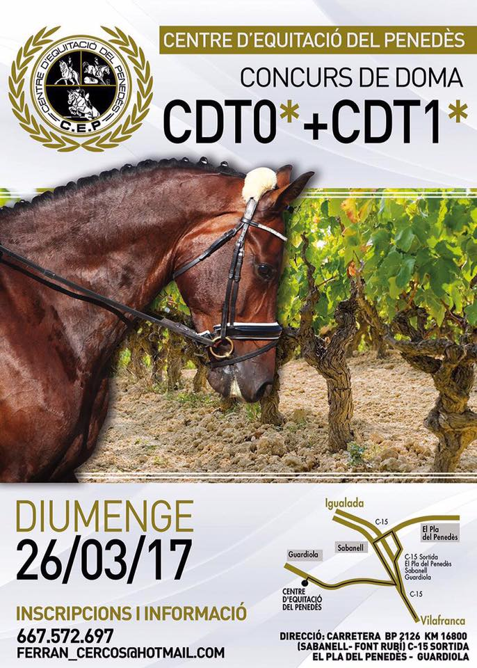 CDT Penedes marzo