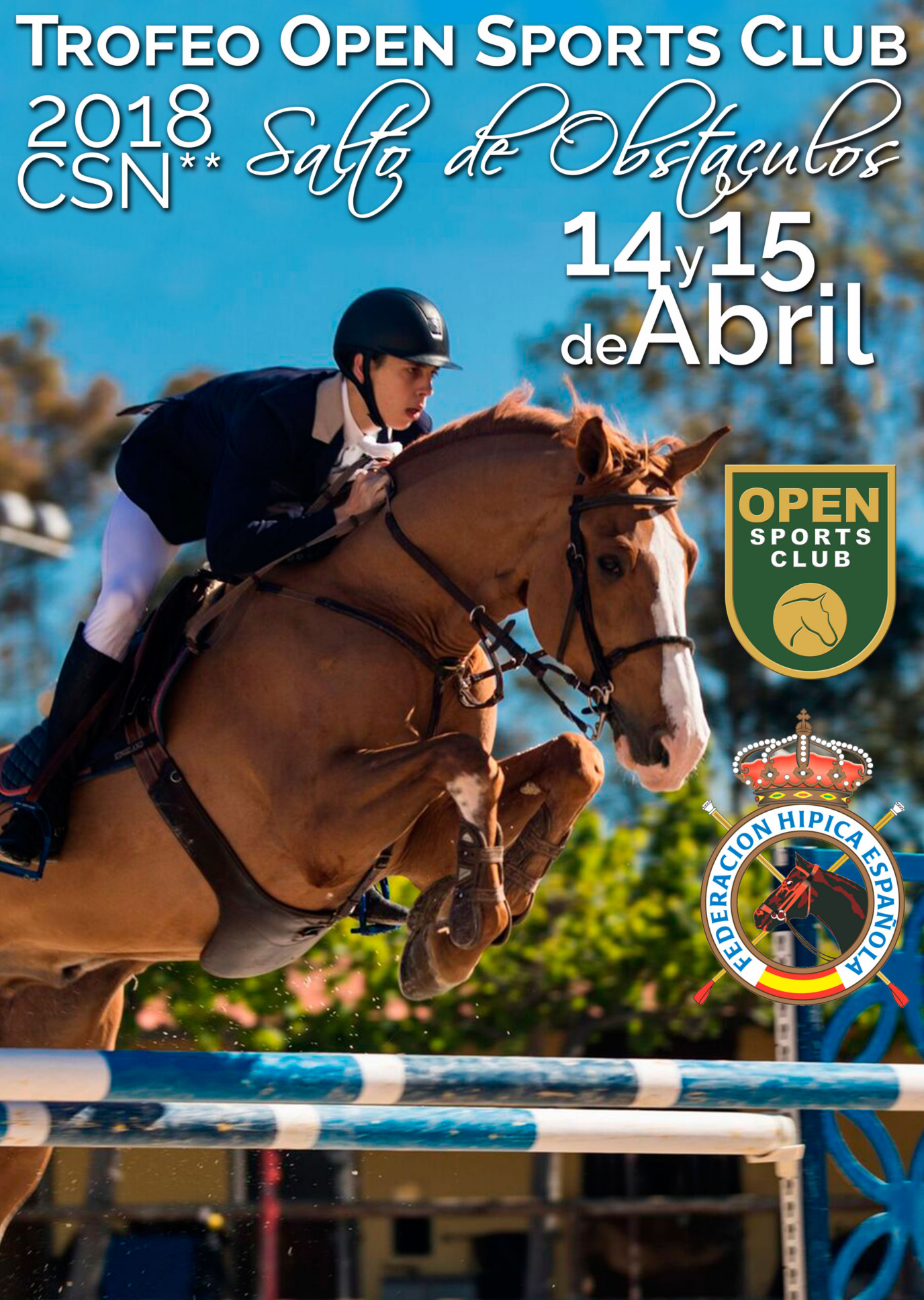 Open salto abril
